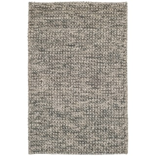 Safavieh Martha Stewart Winding Braid Oyster Jute / Cotton Rug (2' x 3')