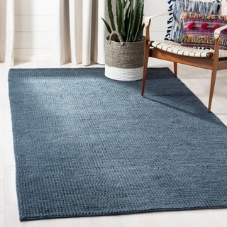 Safavieh Martha Stewart Winding Braid Adobe Jute / Cotton Rug (2' x 3')