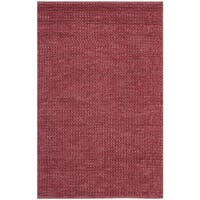 Safavieh Martha Stewart Winding Braid Adobe Jute / Cotton Rug - 2' x 4'