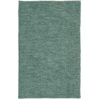 Safavieh Martha Stewart Winding Braid Mallard Jute / Cotton Rug - 2' X 3'