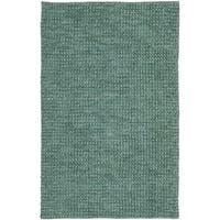 Safavieh Martha Stewart Winding Braid Mallard Jute / Cotton Rug - 2' x 4'