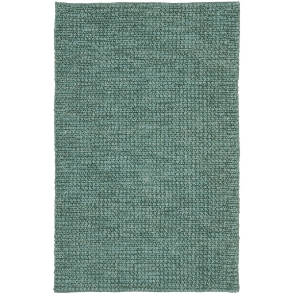 Safavieh Martha Stewart Winding Braid Mallard Jute / Cotton Rug - 2' x 4'