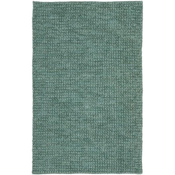 Safavieh Martha Stewart Winding Braid Mallard Jute / Cotton Rug (2' x 4')
