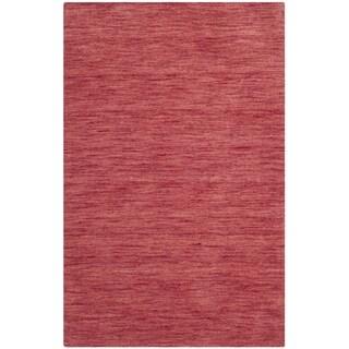 Safavieh Martha Stewart Winding Braid Adobe Wool Rug (2' x 4')