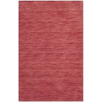 Safavieh Martha Stewart Winding Braid Adobe Wool Rug - 2' x 4'