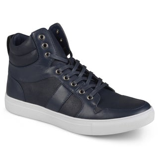 Vance Co. Men's 'Jarius' Lace-up High Top Sneaker