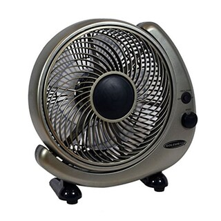 Soleus FT-25-A Table or Wall Fan, 10-Inches
