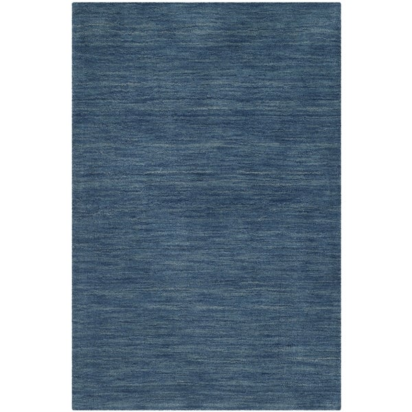 Safavieh Martha Stewart Winding Braid Ink Wool Rug - 2' x 4'
