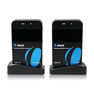 OREI WHD-100 Up to 30 Meters in a Single Room Wireless HDMI Transmitter Extender