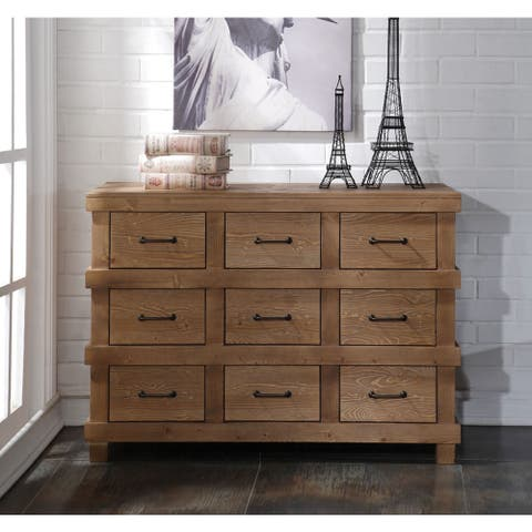 Adams Dresser, Antique Oak