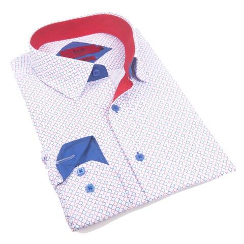 Elie Balleh Boys' Milano Italy 2016 Slim-fit Shirt