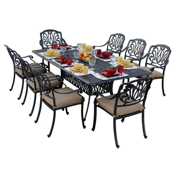 9pc dining room set