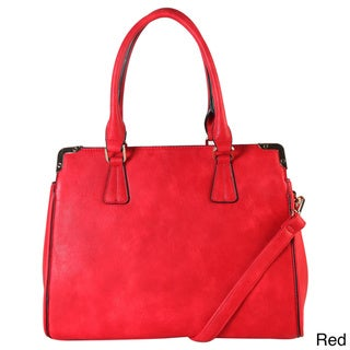 Rimen & Co. Multispaced Tote Bag With Removable Strap