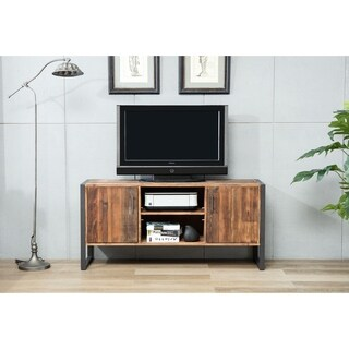 Madsen Wood/Metal TV Stand