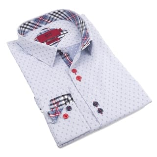 Elie Balleh Milano Italy Men's 2016 Style Slim-fit Shirt|https://ak1.ostkcdn.com/images/products/12650740/P19439773.jpg?impolicy=medium