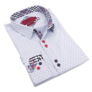 Elie Balleh Milano Italy Men's 2016 Style Slim-fit Shirt (2 options available)