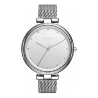 Skagen Women's Tanja SKW2485 Analog Quartz Stainless Steel Mesh Watch