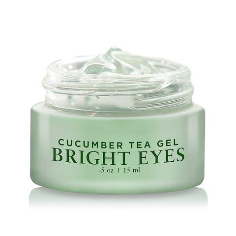 Basq NYC Bright Eyes 0.5-ounce Cucumber Tea Gel
