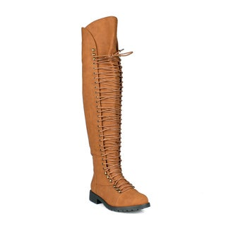 Mark and Maddux travis-05 Over the Knee Women's Riding Boot