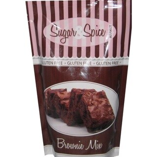 Sugar & Spice Market Gluten Free Brownie Mix (Pack of 4)