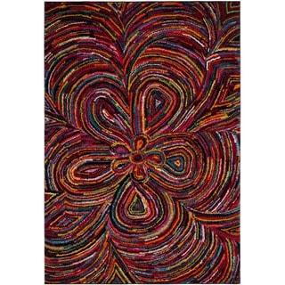 Safavieh Aruba Mintie Boho Abstract Rug (8' x 10' - Multi)