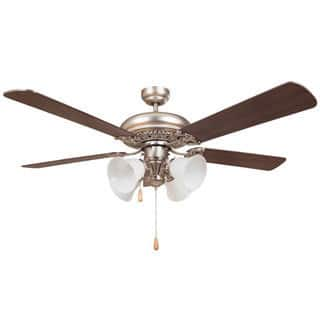 Y-Decor Wooster Brushed-nickel-finished 5-blade Ceiling Fan|https://ak1.ostkcdn.com/images/products/12652210/P19441187.jpg?impolicy=medium