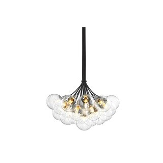 Sonneman Lighting Orb Cluster 19-light Polished Chrome Pendant