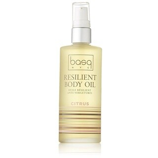 Basq NYC Grapefruit Citrus Revive Resilient 4-ounce Body Oil