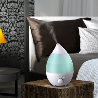 Seneo Ultrasonic Aromatherapy 350ml High-capacity Output Essential Oil Diffuser