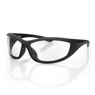 Bobster Zulu Ballistics Eyewear EZUL001C with Anti-Fog Lens