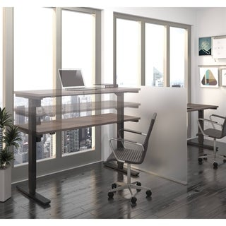 """Bestar 24"""" x 60"""" Electric Height adjustable table"""