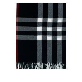 Black Plaid Polyester Scarf https://ak1.ostkcdn.com/images/products/12652747/P19441552.jpg?impolicy=medium