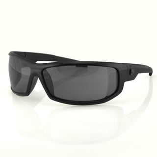 Bobster AXL Sunglasses-Black Frame-Anti-fog