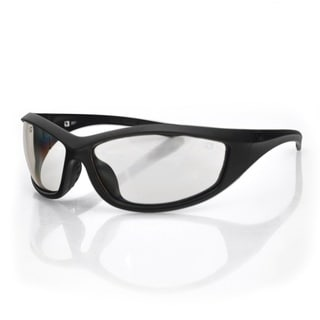 Bobster Zulu Ballistics Eyewear-Black-Anti-fog Photochromic