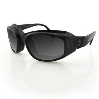 Bobster Sport and Street Convertible-Black Frame-3 Lenses