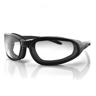 Bobster Hekler Sunglass-Blk Frame-Anti-fog Photochromic Lens