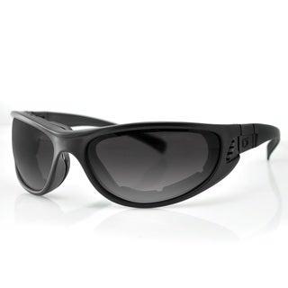 Bobster Echo Ballistics Eyewear Z87-Black Frame-2 Lenses