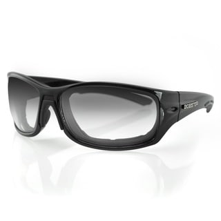 Bobster Rukus Riding Sunglass-Blk-Anti-fog Photochromic Lens
