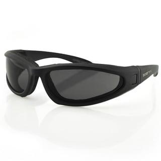 Bobster Low Rider II Convertible-Black Frame-3 Lenses