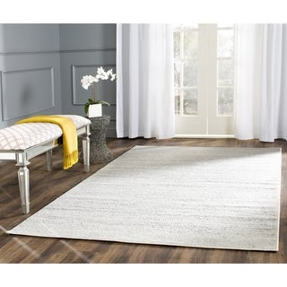 Safavieh Adirondack Vintage Ombre Ivory / Silver Rug (4' Square)