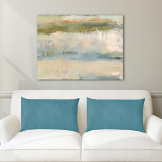 Elinor Luna 'Ocean Surface' Canvas Print Wall Art
