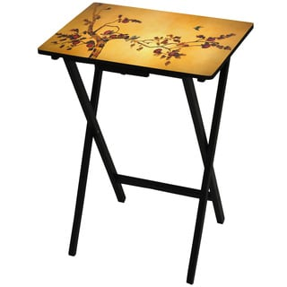 Plum Blossom TV Tray (China)