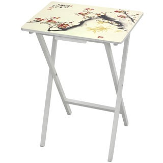 Cherry Blossom TV Tray (China)