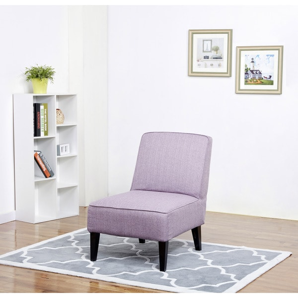 Boise Purple Slipper Accent Chair Free Shipping Today 19442108