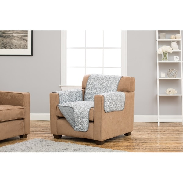 Home Fashion Designs Katrina Collection Deluxe Stain Resistant Chair Protector