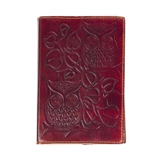 Handmade Night Owl Journal (India)
