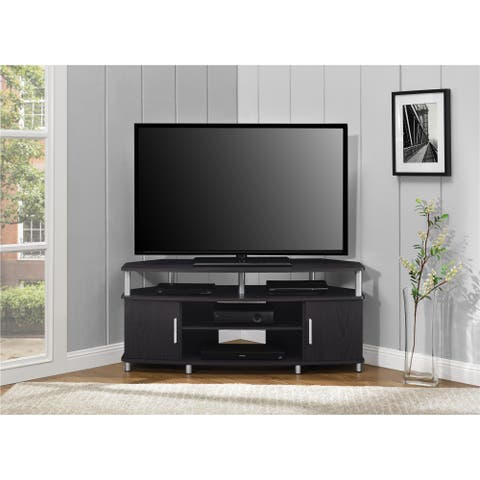 Ameriwood Home Carson Corner TV Stand for TVs up to 50 inches