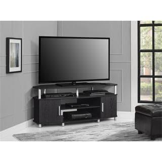 Altra Carson 50-inch Espresso Corner TV Stand