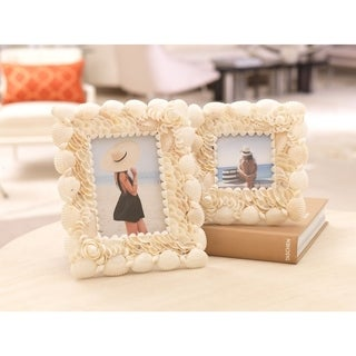 Caspian Shell Picture Frame