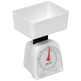Ekco 1094908 White Diet Scale